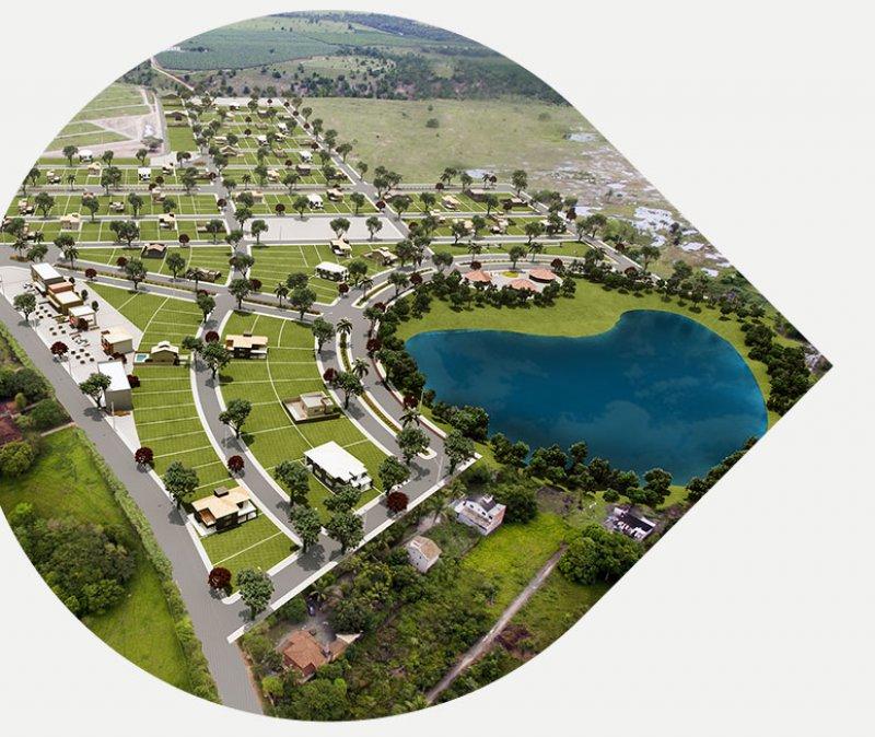 Parque Colonial é o bairro eunapolitano que mais cresce e se valoriza, e é lá que se encontra o Loteamento Parque das Flores (Divulgação)