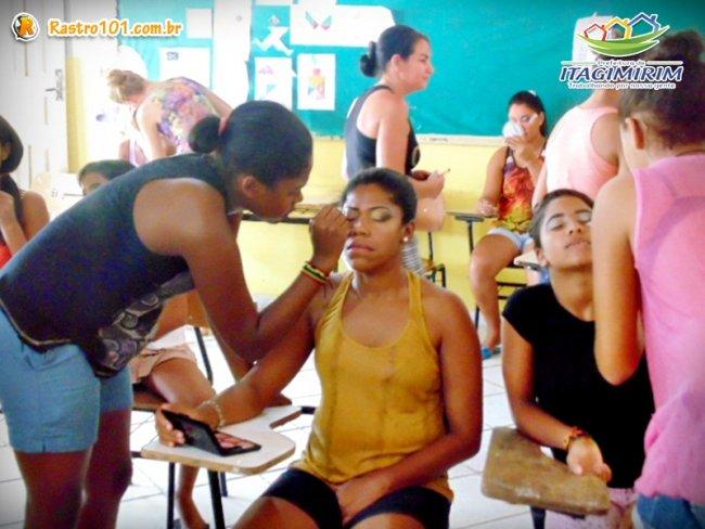 No distrito União Baiana, o curso foi realizado nos dias 5 e 12 de dezembro com a participação de 22 mulheres. (Foto: Divulgação)