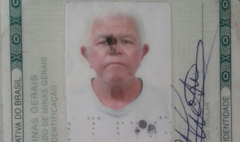 Marcio Michel, turista de 71 anos. (Foto: Namídia News)