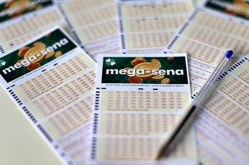 Mega-Sena acumulou e próximo prêmio é de R$ 100 milhões. (Reprodução)