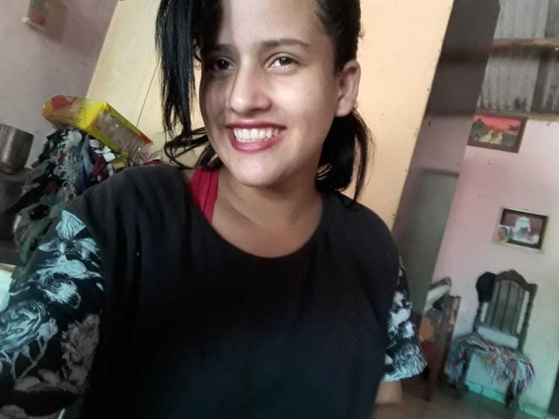 Michelly Martins de 15 anos é uma das garotas desaparecidas. (Arquivo Pessoal)