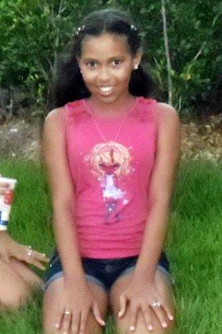 Mickaelly com apenas 12 anos foi morta pelo próprio pai. (Imagem: Facebook)