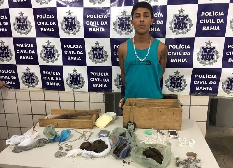 (Foto: divulgação Polícia Civil)<br />