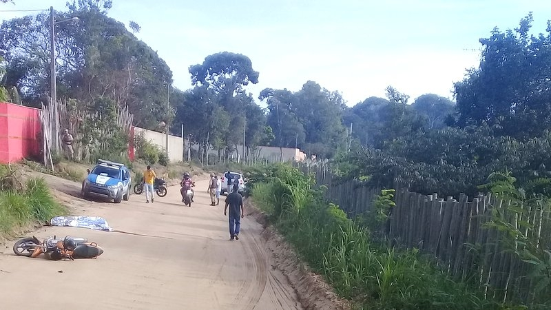 Acidente ocorreu na zona rural de Porto Seguro. (Radar64)