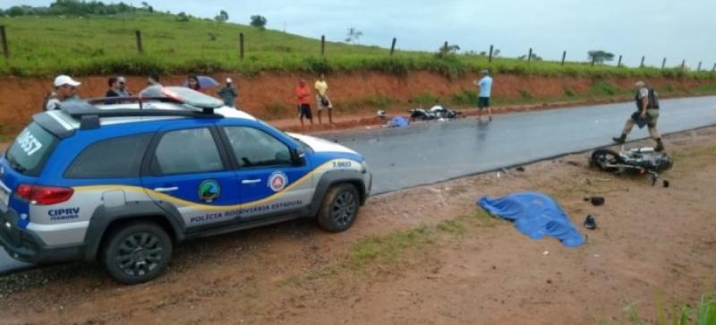Acidente ocorreu durante a madrugada e com pista molhada. (Imagem do site O Sollo)