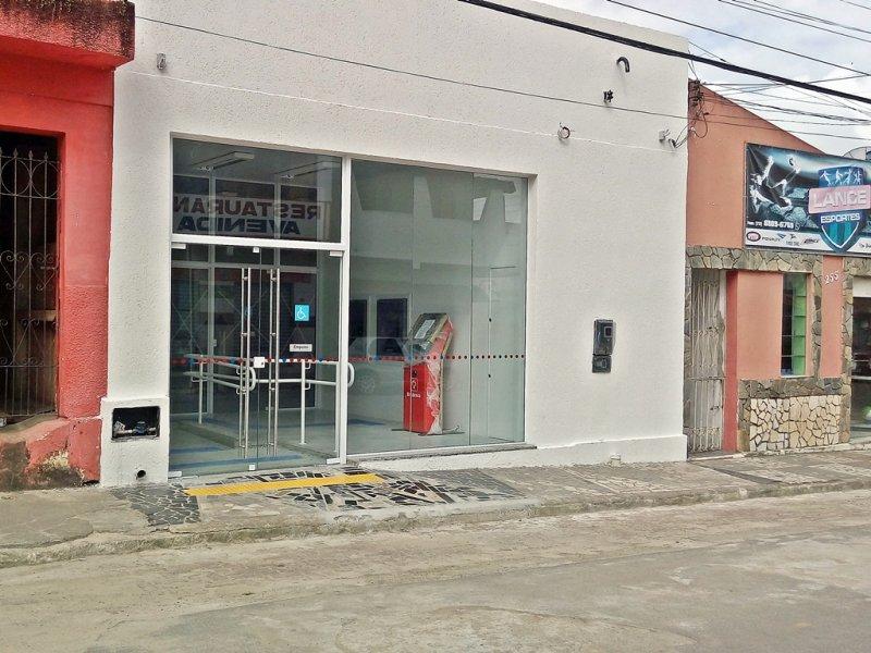 Nova agência do Bradesco em Itagimirim (Rastro101)