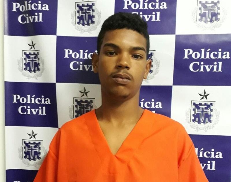 Pablo Rocha dos Anjos, acusado de ter assassinado Eduardo Desiderio Santos. Foto: VIA41