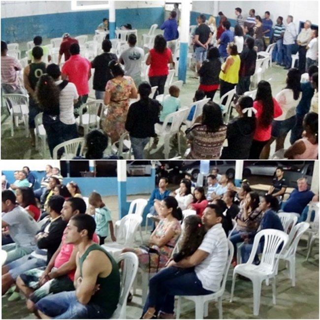 Primeira reunião aconteceu em um espaço de eventos em Itagimirim e reuniu amigos e correligionários para apresentação do Diretório do Partido. (Divulgação)