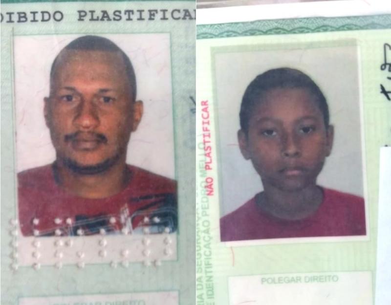 Imagem das vítimas. (Foto: Oziel Aragão/Blog Plantão Itabuna)