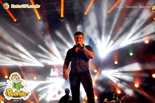 Eduardo Costa encantou o público na noite de sábado. (Foto: Tarcísio Soares / Rastro101)
