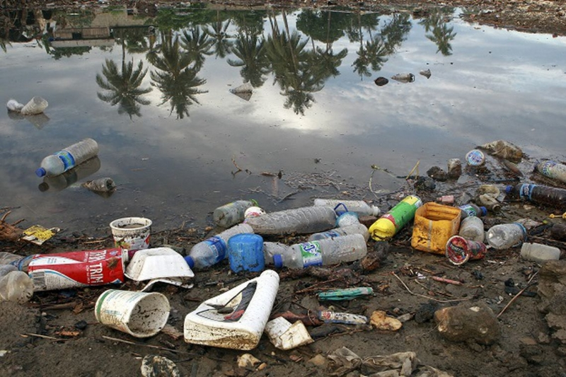 São 11.355.220 toneladas e apenas 1,28% de reciclagem. (Photo: Martine Perret/ONU Meio Ambiente)