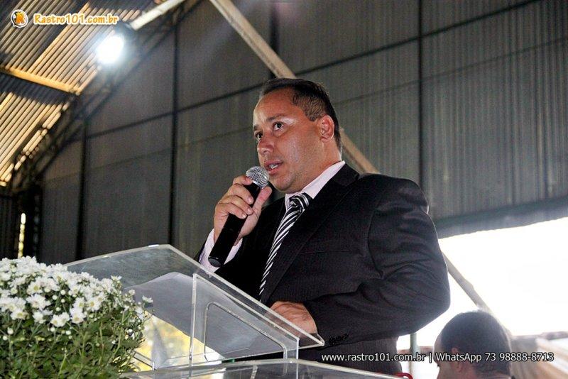 Vereador Saulo Monteiro foi escolhido para a Presidência da Câmara em Itagimirim. (Foto: Rastro101)