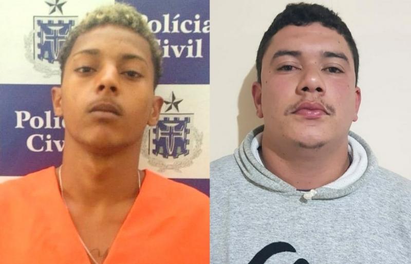 Lucas foi preso ontem, enquanto que Tiago já havia sido detido há quase um mês. (Reprodução/Radar64)
