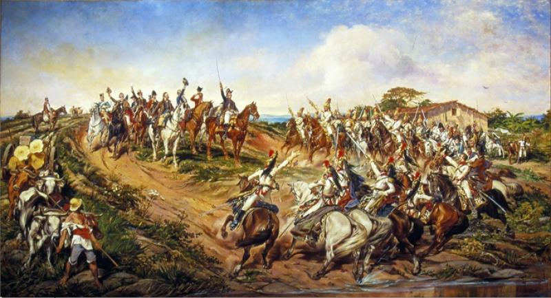 Independência ou morte, de Pedro Américo (1888)
