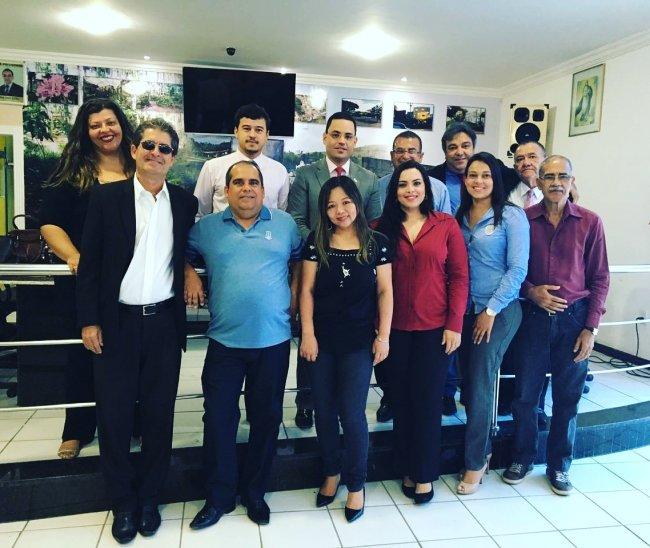 O município de Itagimirim foi representado pela advogada Ohanna Gama () (Foto: Divulgação)