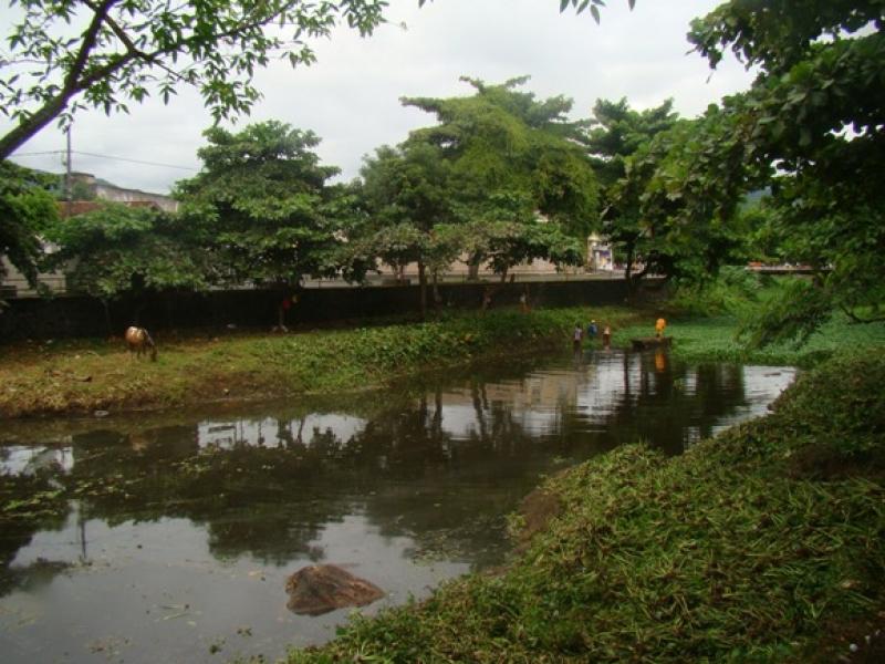 Aspecto do Rio Almada, no sul do estado. (Imagem: Reprodução)
