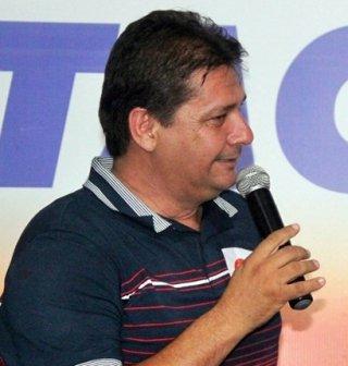 Rogério Andrade é candidato à reeleição. (Foto: Rastro101)