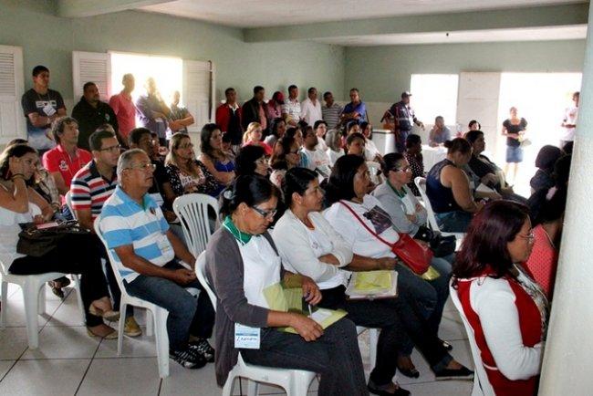 A Conferência teve como objetivo principal nortear o que a população quer para as políticas públicas para a saúde da população do município e todos os participantes se interagiram através de criação de mesas temáticas. (ASCOM)
