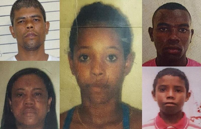 Vítimas eram da mesma família. (Liberdade News)
