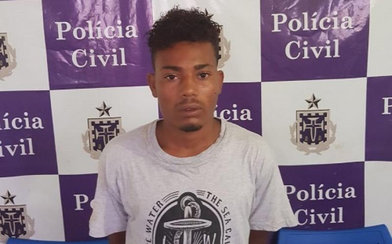 Alessandro Oliveira Santos. (Foto: Giro em Ipiaú)