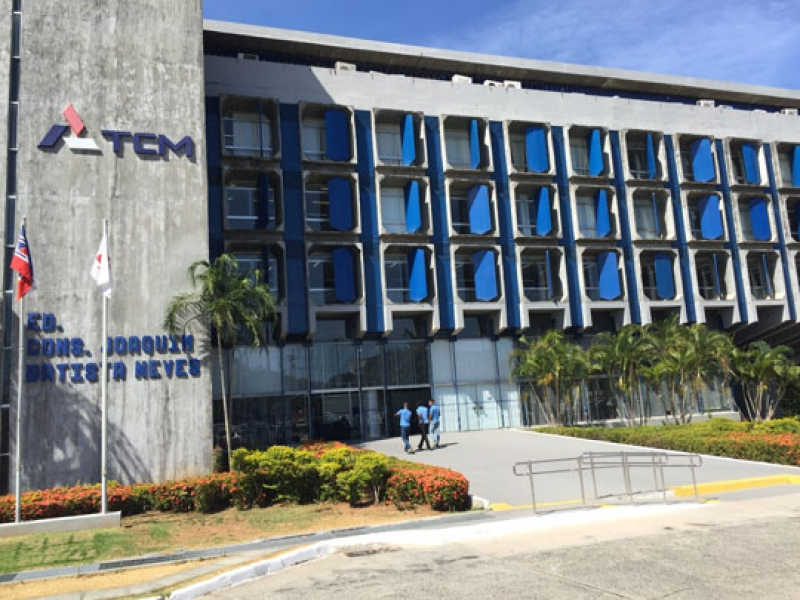 Tribunal de Contas da Bahia. (Reprodução)