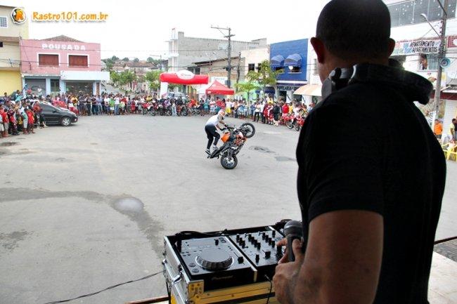 Evento foi animado ao som de um DJ. (Foto: Rastro101)