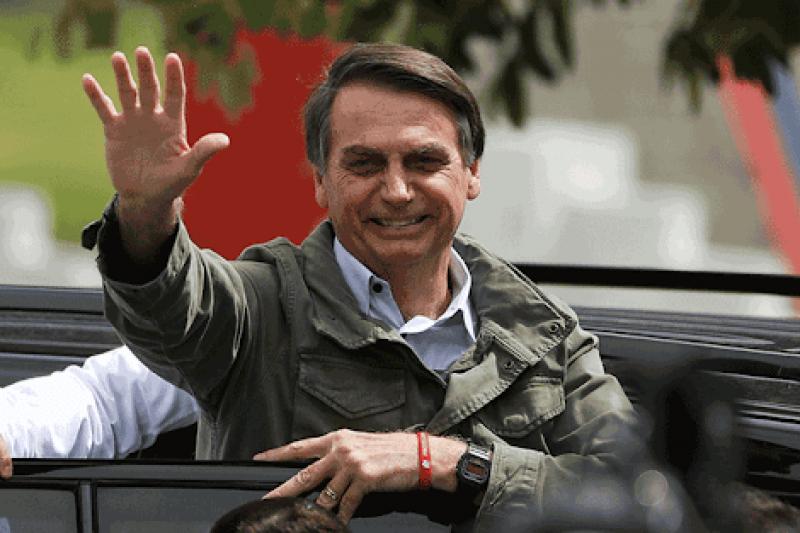 """Bolsonaro afirmou que seu governo dará condições para que """"todos cresçam"""". (Reprodução)"""