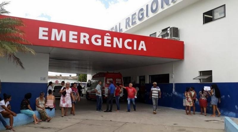 Mulheres foram encaminhadas para o Hospital Regional em Eunápolis. (Gustavo Moreira/Radar64)