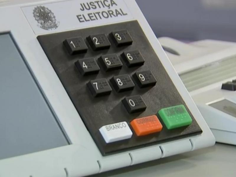 A obrigatoriedade do voto para cidadãos brasileiros entre 18 e 69 anos está prevista na Constituição Federal de 1988. (Reprodução)