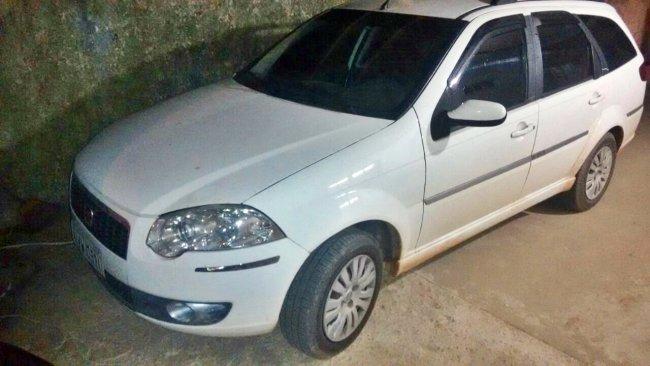 Veículo roubado em Eunápolis foi recuperado pela Polícia Militar de Itagimirim. (Rastro101)