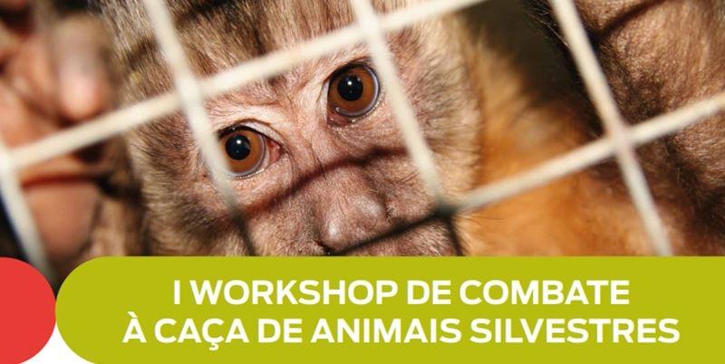 O Workshop tem como objetivo promover o debate de enfrentamento dos crimes contra a fauna no Sul e Extremo Sul da Bahia. (Imagem: Divulgação)
