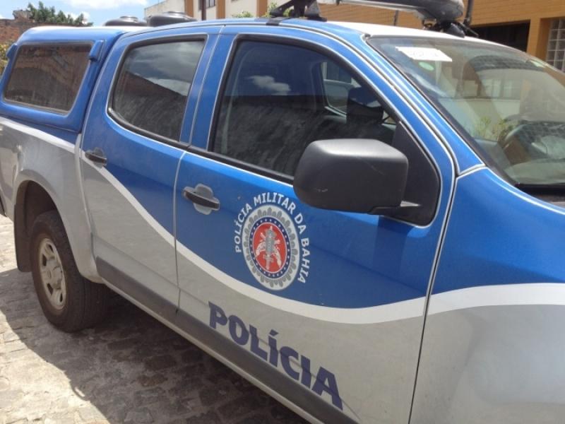 Polícia Militar conseguiu recuperar o resultado da ação criminosa. (Imagem: Reprodução)