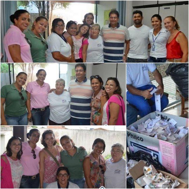 A visita do prefeito de Itagimirim à SOS VIDA nasceu de uma reunião com os conselheiros do Conselho Tutelar de Itagimirim. (Fotos: Imprensananet)