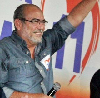 Dr. Walter concorre como vice na chapa de Rogério Andrade (Foto: Rastro101)