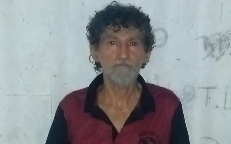 Imagem do acusado. (Divulgação/SSP-BA)